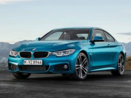 BMW 4 Series facelift