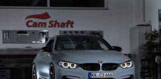 BMW M4 by Cam-Shaft