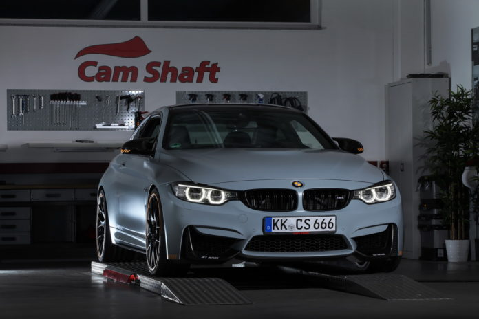 BMW M4 by Cam-Shaft