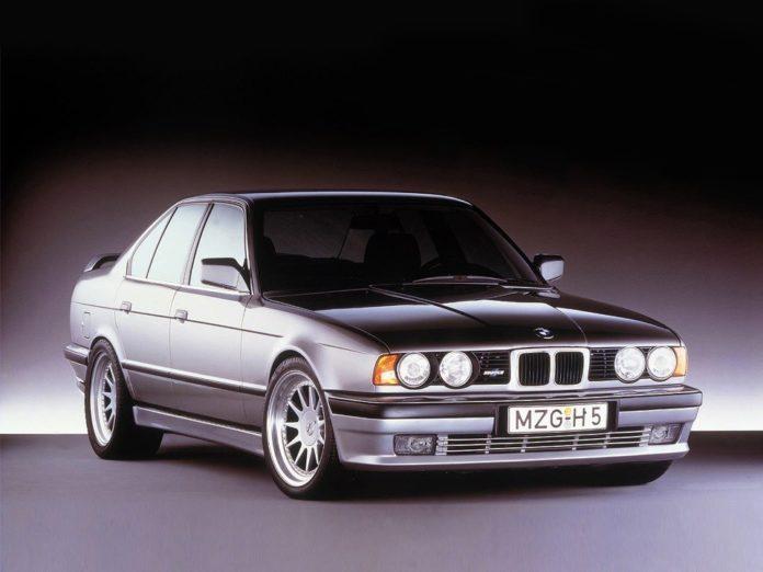 Car Legends Hartge H5 6.0 BMW E34
