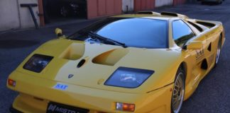 Car Legends Lamborghini Diablo GT1 Stradale