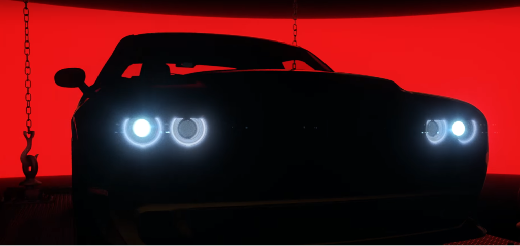 Dodge teases the Challenger SRT Demon