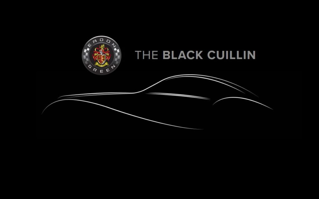 Eadon Green teases the Black Cuillin