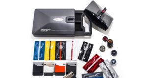 Ford GT's carbon fiber Ordering Kit