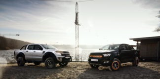 Ford Ranger by MR Car Design