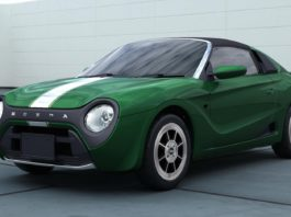Honda's concept cars at Tokyo Auto Salon