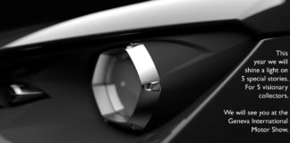 Italdesign teases a concept car that will be presented at Geneva