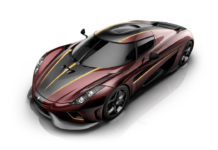 Koenigsegg presented a new special edition of the Regera