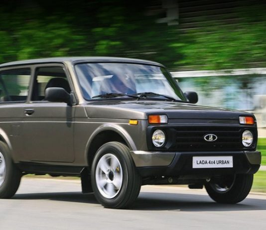 Lada has confirmed that they are preparing the new Niva