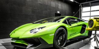 Lamborghini Aventador SV by Mcchip-DKR