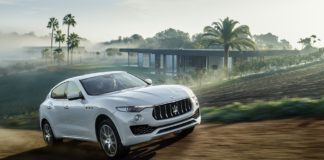 Maserati is recalling the Levante S in USA