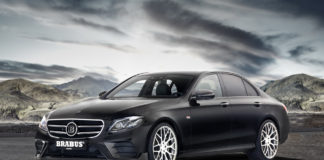 Mercedes E-Class by Brabus