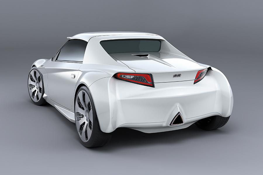 Mugen Honda S660 Garu Concept