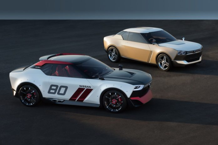 Nissan is still thinking of the IDx