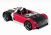 Old Concept Cars Suzuki GSX-R4