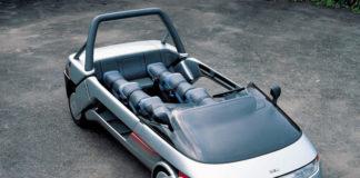 Old Concept Cars Volkswagen Machimoto