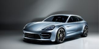 Porsche confirmed the production of the Panamera Sport Turismo