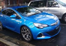 Rumors Opel is preparing the new Astra OPC