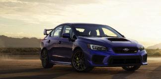 Subaru WRX facelift