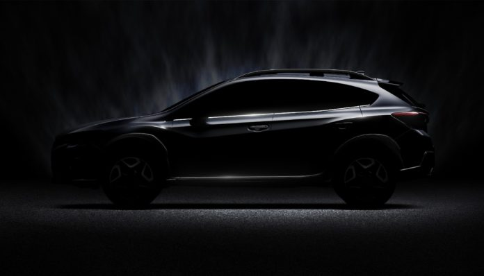 Subaru will present the new XV in Geneva
