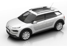 The Citroen Cactus gets a new special edition and a 6-speed transmission