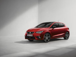 The new Seat Ibiza was officially presented