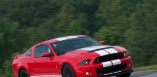 The new Shelby Mustang GT500 will be presented in 3 days