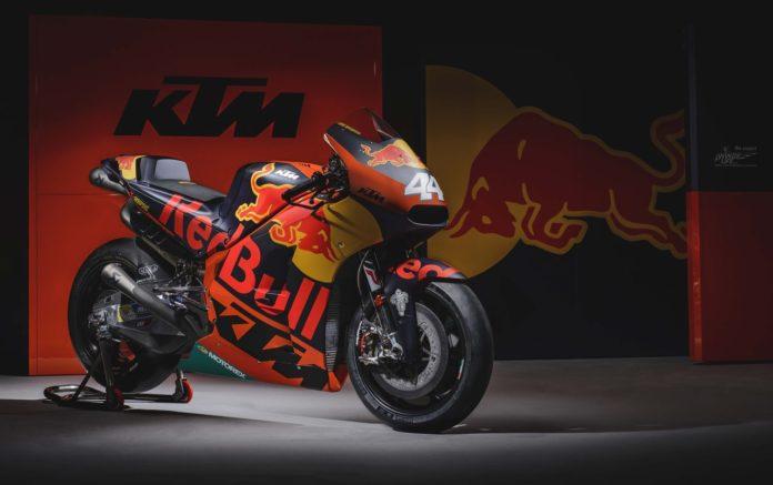 2017 KTM RC16 MotoGP