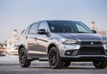 2017 Mitsubishi Outlander Sport Limited Edition
