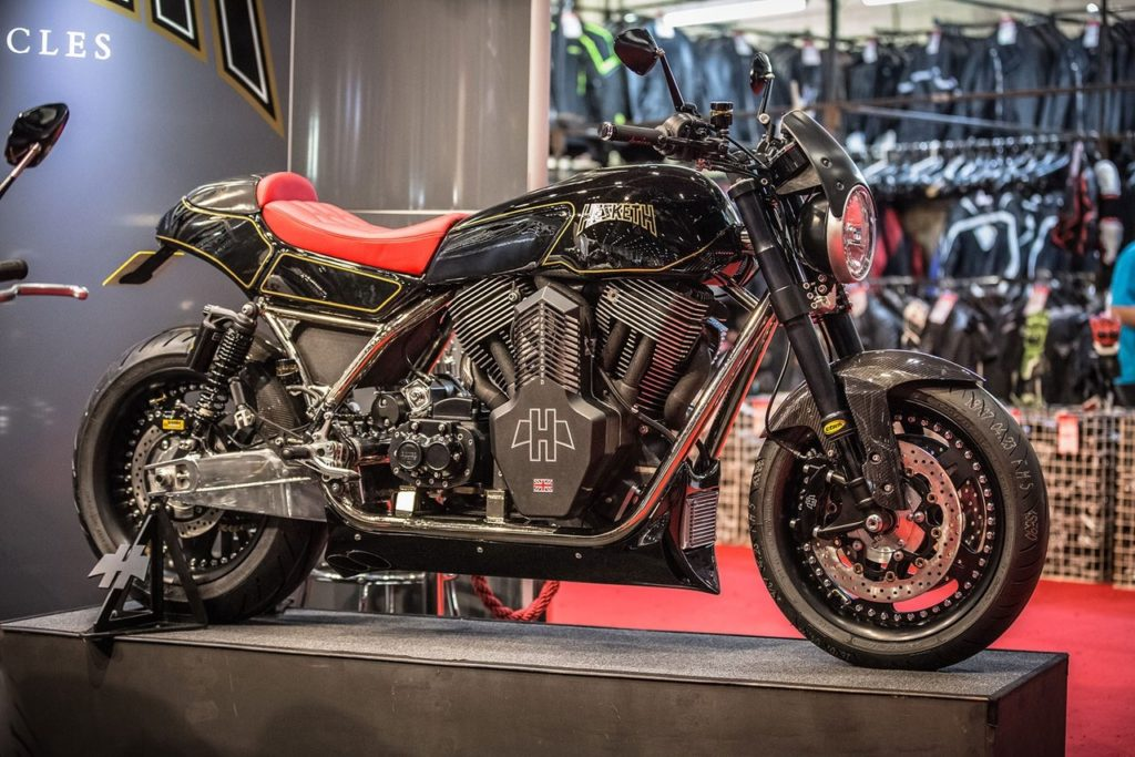 2018 Hesketh Valiant Supercharged