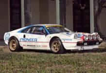 A 1980 Ferrari 308 GTB Group 4 is heading to auction