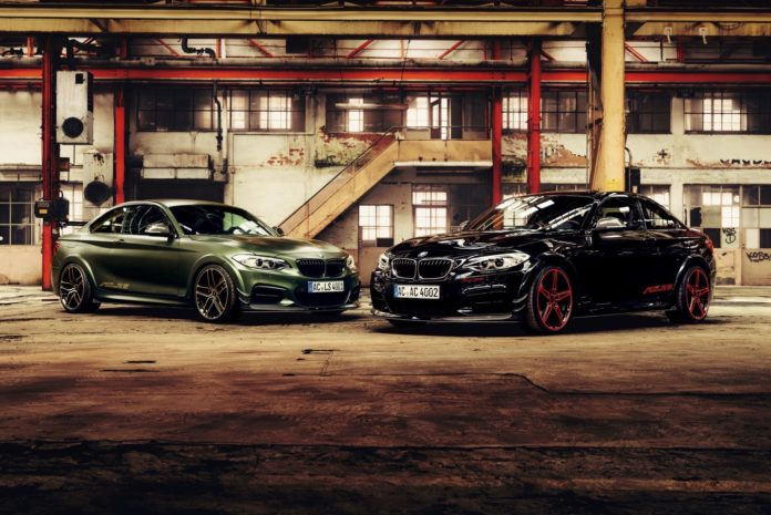 AC Schnitzer will bring the ACL2S in Geneva