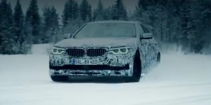 Alpina is teasing the B5 Bi-Turbo