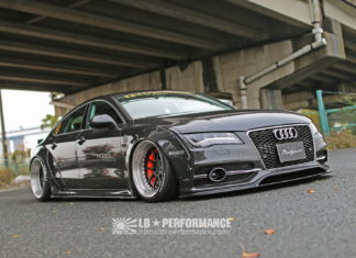 Audi A7 by Liberty Walk