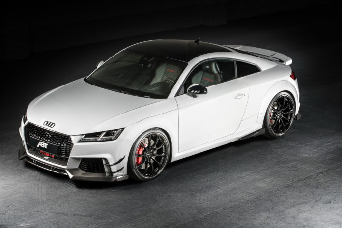 Audi TT RS-R by ABT
