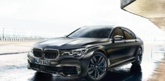 BMW Individual presented a beautiful M760Li xDrive V12