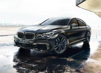 BMW Individual presented a beautiful M760Li xDrive V12