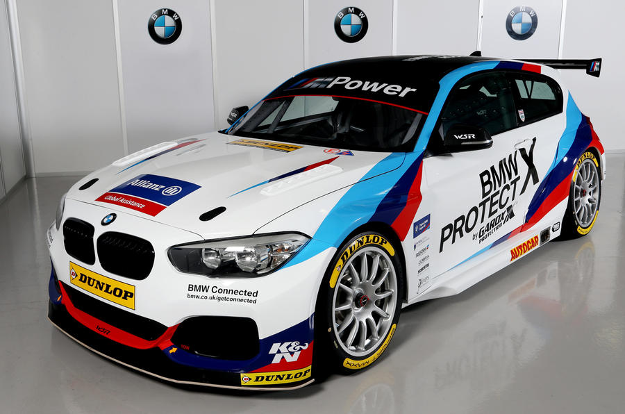 BMW is returning to BTCC