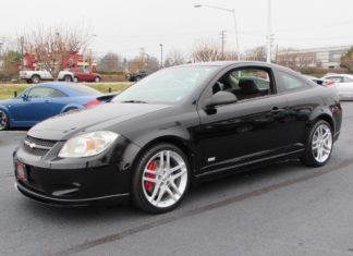 Car Legends Chevrolet Cobalt SS and Cobalt TC