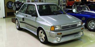 Car Legends Ford Festiva V6 Shogun