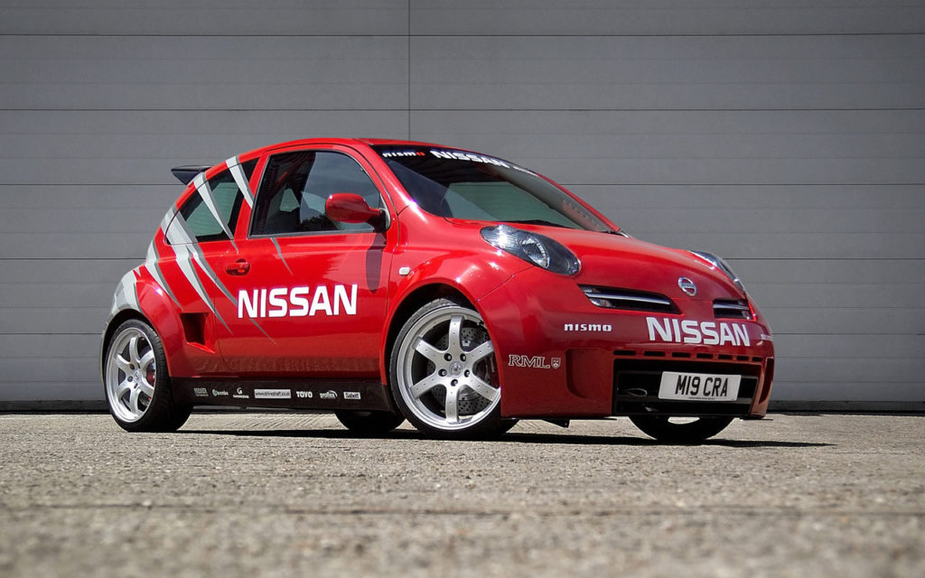 Car Legends: Nissan Micra 350 SR