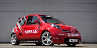 Car Legends: Nissan Micra 350 SR