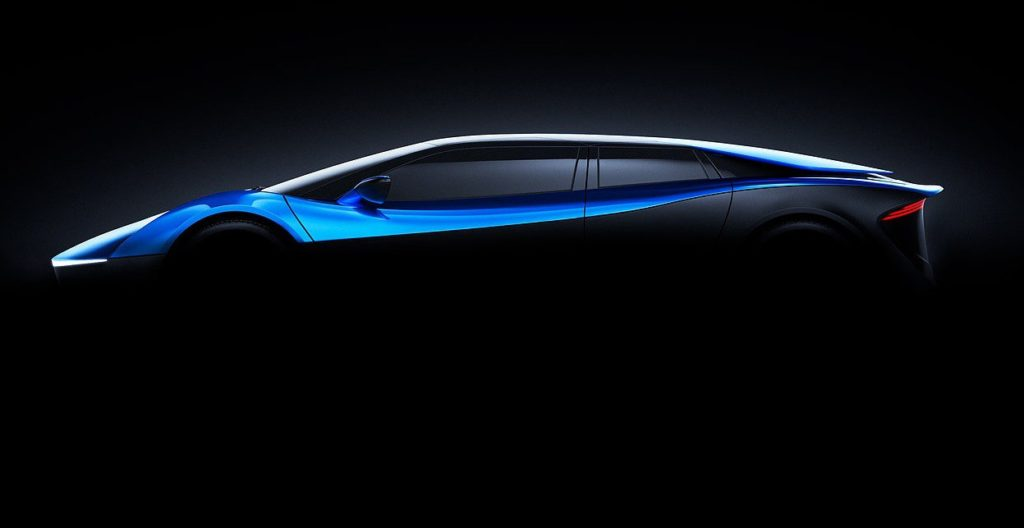 Elextra, a new electric super car, heading to Geneva