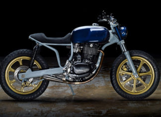 Honda FT500T Ascot by Revival