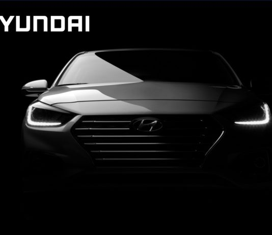 Hyundai teases the new Accent