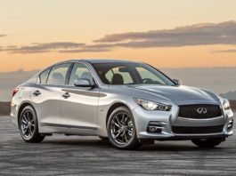 Infiniti Q50 and QX80 Signature Editions