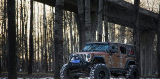 Jeep Wrangler Hunting Unlimited by Vilner