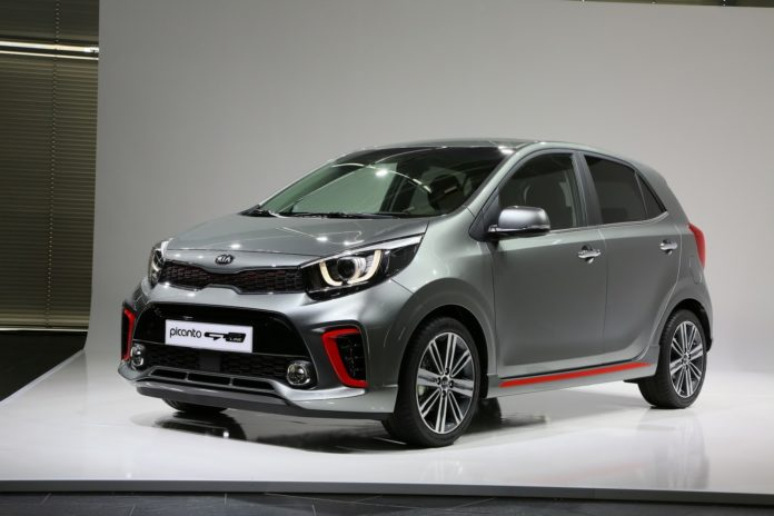 Kia revealed the specifications of the new Picanto