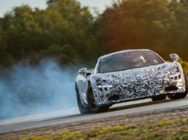 McLaren gave some new information about the 720S