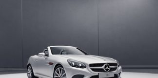 Mercedes-Benz SLC RedArt and SL designo Edition
